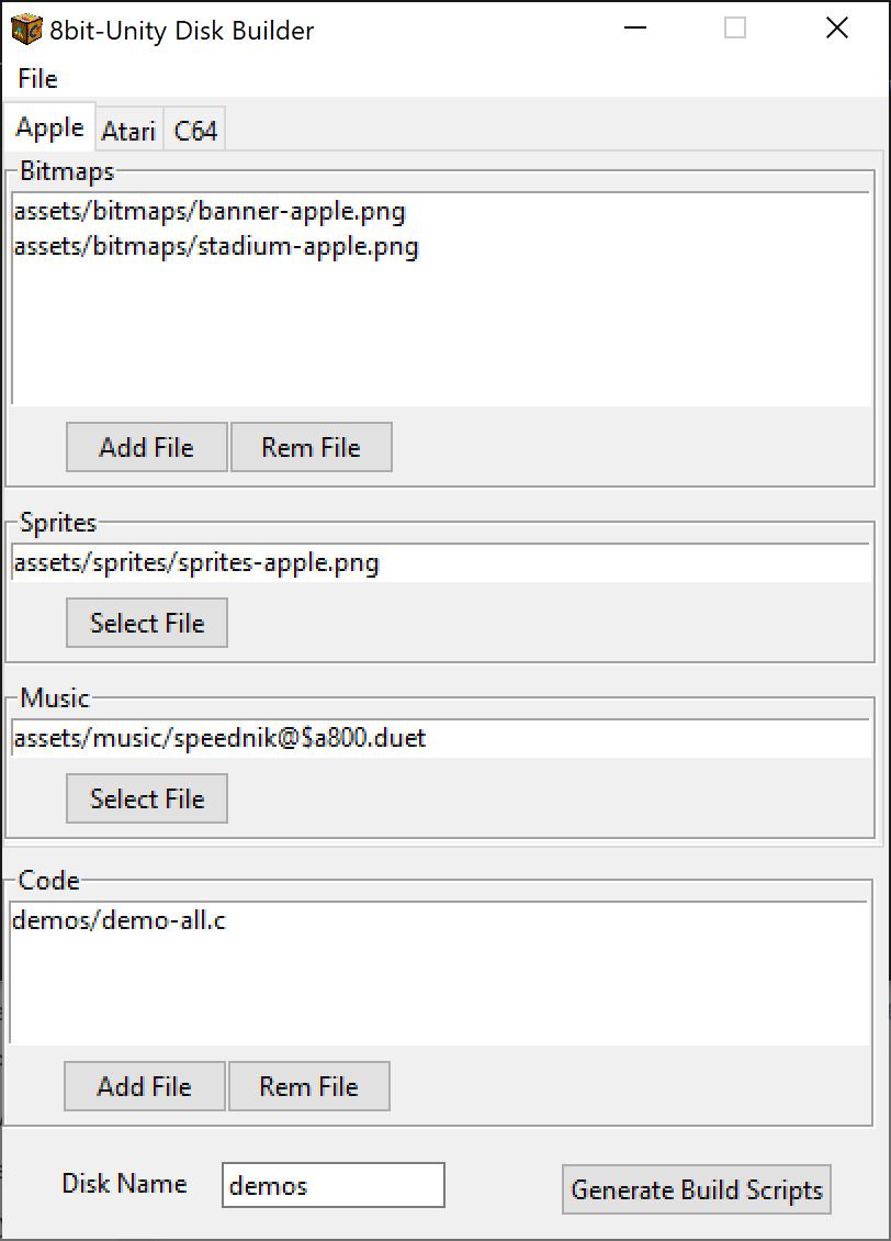Quick Guide – 8bit-Unity